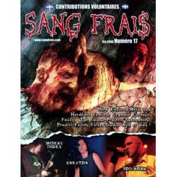 Sang Frais - No 17 - Été 2005