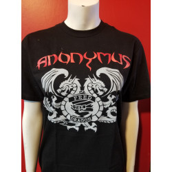 Anonymus - T-Shirt - Feed...