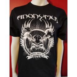 Anonymus - T-Shirt -...