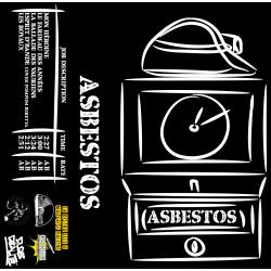 Asbestos - S/T - Cassette Tape
