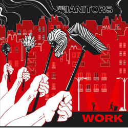The Janitors - Work - CD