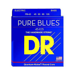 DR Pure Blues Bass Handmade...