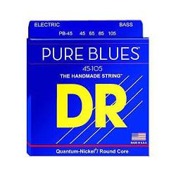 DR Pure Blues Cordes de...