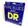 Cordes Basses 5 Cordes Pure Blues, Moyennes (45-130)