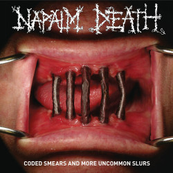 Napalm Death - Coded Smears...