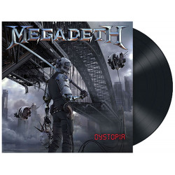Megadeth - Dystopia - LP Vinyl