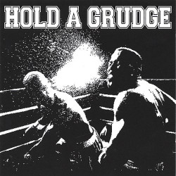 Hold A Grudge - S/T - CD