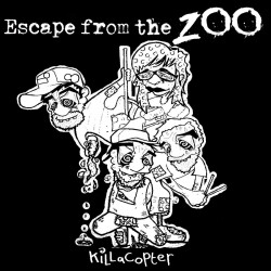 Escape From The Zoo -...
