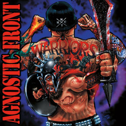 Agnostic Front - Warriors -...