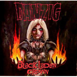 Danzig - Black Laden Crown...