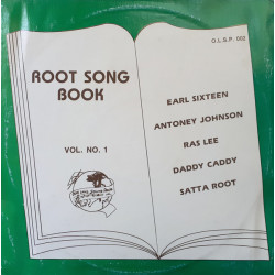 Root Song Book Vol. No. 1 -...