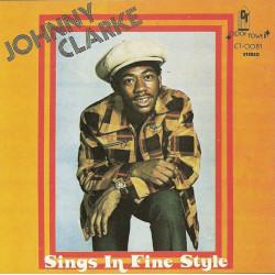 Johnny Clarke - Sings In...