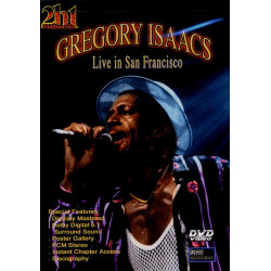 Gregory Isaacs - Live in...