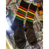 Socks - Reggae - Pan-African colours