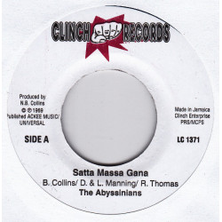 The Abyssinians / Bongo...