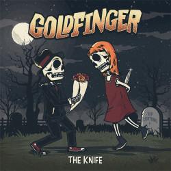 Goldfinger - The Knife - LP...