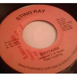 Tony Curtis - Solitaire -...