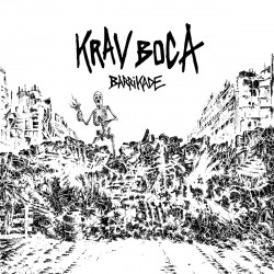 Krav Boca - Barrikade - LP...