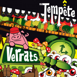 Tempête - Verrats - CD