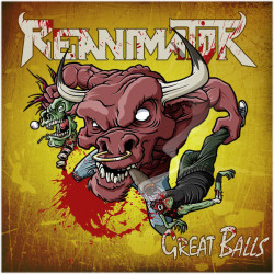 Reanimator - Great Balls - CD