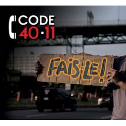 Code 40-11 - Fais-le - CD