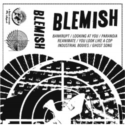 Blemish - Blemish - Cassette