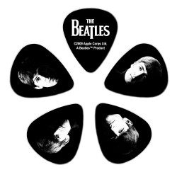 Planet Waves Beatles Guitar Picks, Meet The Beatles, 10 pack, Medium