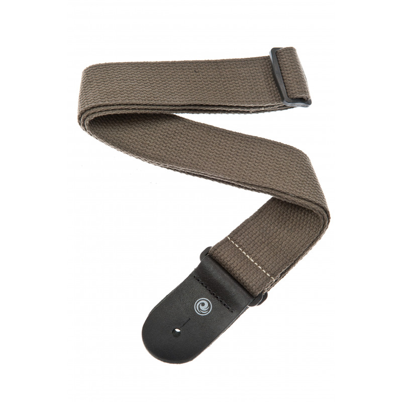 Planet Waves Cotton Guitar Strap, Army